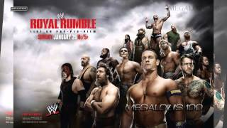 WWE Royal Rumble 2014 Official Theme Song -