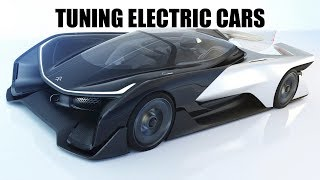 Can You Tune Electric Cars For More Power?