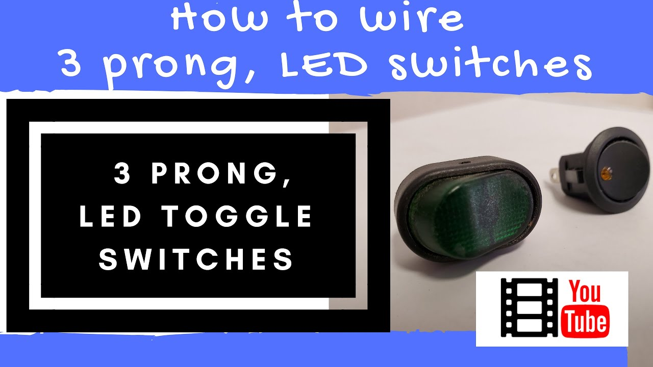 how to wire a on off on toggle switch