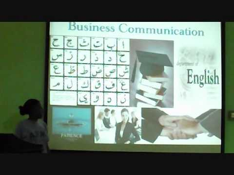 Kuwait Business Trip Presentation