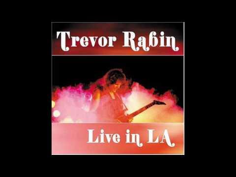 Trevor Rabin  Can`t Look Away live