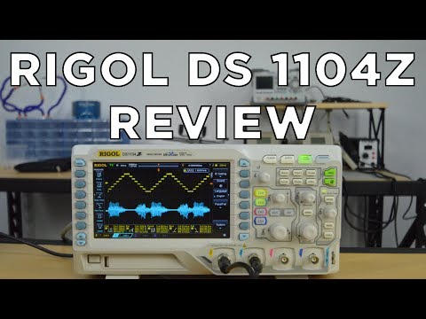 Quick Look At The Rigol Dg1022 Function Generator Doovi