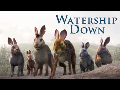 It's TERRIFYING! Is BBC's Watership Down Miniseries for KIDS?! | Amy McLean