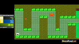 Action 52 #11 Dam Busters in 1:03.24 by Alicon