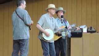 Leftover Biscuits Trio - Folsom Prison Blues, Dust on my Saddle, Charlie & the M.T.A.