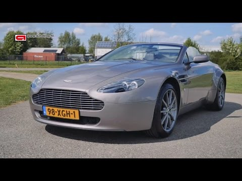 Vlog: Aston Martin V8 Vantage or Porsche 911?