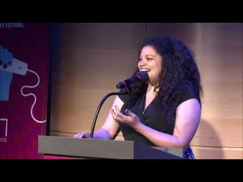 Michelle Buteau is Too Cute For Jersey: Werk It Keynote 2016 ...