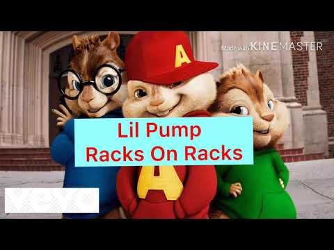 Lil Pump - Racks On Racks  chipmunk