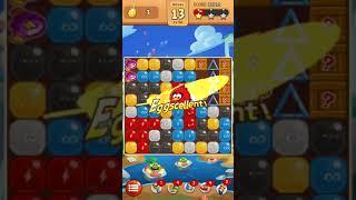 Angry Birds Blast: Level 46
