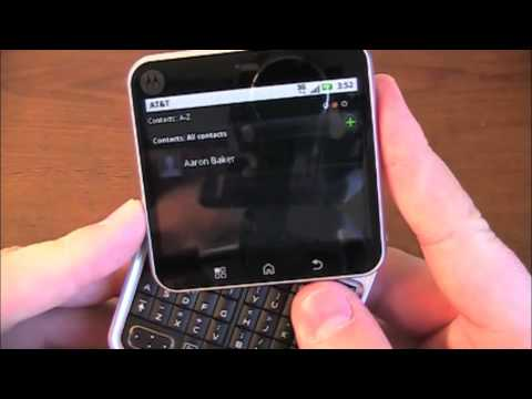Motorola Flipout Review Part 2