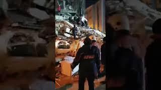 Elazığ deprem anı