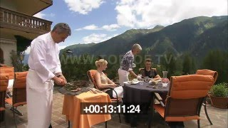 Goms, Wallis, Schweiz, Sommer.  Top-Of.tv.