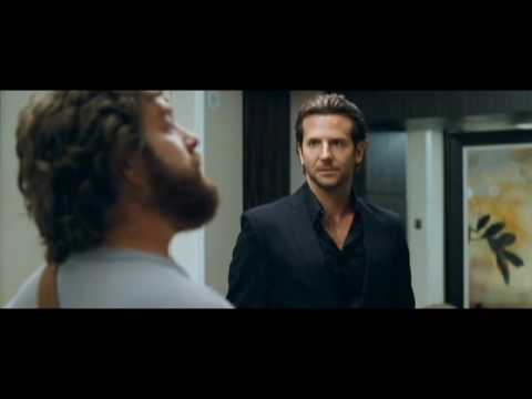 funny scene from the hangover