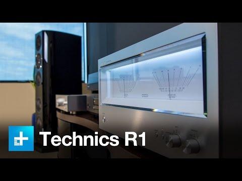 Technics Reference Series R1 Speaker System
