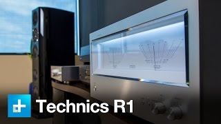 Technics Reference Series R1 Speaker System