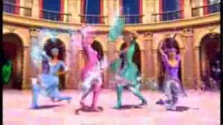 barbie and the three musketeers unbelievable music video