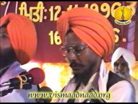 Raag Bairari_ Bhai Narinder Singh Banaras : Adutti Gurmat Sangeet Samellan 1996