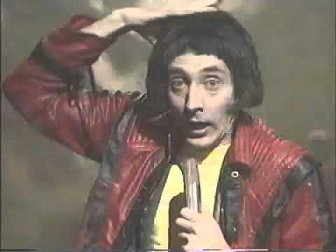 EMO PHILIPS - Comedian and Mammal (1990) | SUB ITA