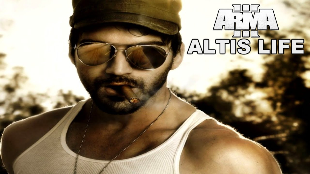 Arma 3 Altis Life 1: Генерал BlackStone | Распространение Азартных Игр