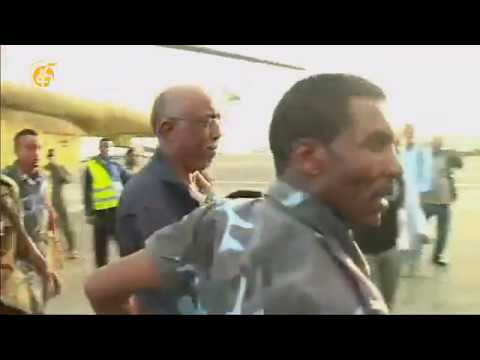 Ethiopia: The Detained Former METEC Director Major General Kinfe Dagnew, Arrived In Addis Ababa