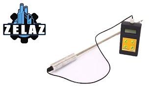 Электронный влагомер бумаги Р-2000(Подробнее: http://zelaz.ru/vlagomer-bumagi-r-2000.html Купить влагомер Р-2000 вы можете по телефону +7(495)204-12-00. Электронный влагоме..., 2015-03-27T10:18:28.000Z)