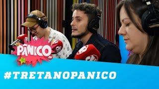 Baixar #TretaNoPânico: Bubiz, Fefito e Criss Paiva comentam caso Silvio Santos e Claudia Leitte no Teleton