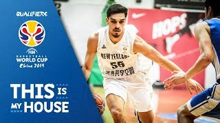 hong kong v new zealand highlights fiba basketball world cup 2019 asian qualifiers