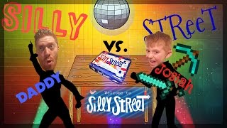 FAMBAM's Game night Challenge SILLY STREET BOARD GAME edition