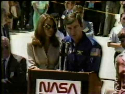 News Coverage of STS-1 The 1st Space Shuttle Mission Part 26