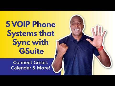 5 VOIP Phone Systems That Integrate With Google G Suite