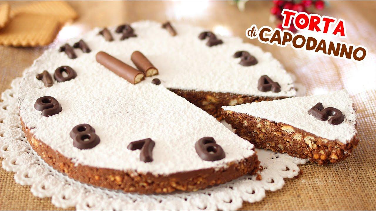 Ricetta Torta Salame Al Cioccolato.Torta Salame Di Cioccolato Ricetta Facile Senza Cottura Youtube