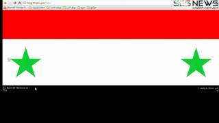 الجيش السوري الإلكتروني- اختراق موقع جامعة هارفرد.mpg
