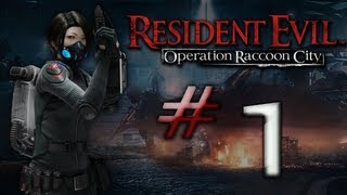 Resident Evil Operation Raccoon City Walkthrough (Detonado) parte 1 HD