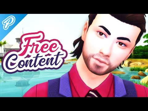 NEW FREE CONTENT & PATCH! 😋 // The Sims 4: News & Info