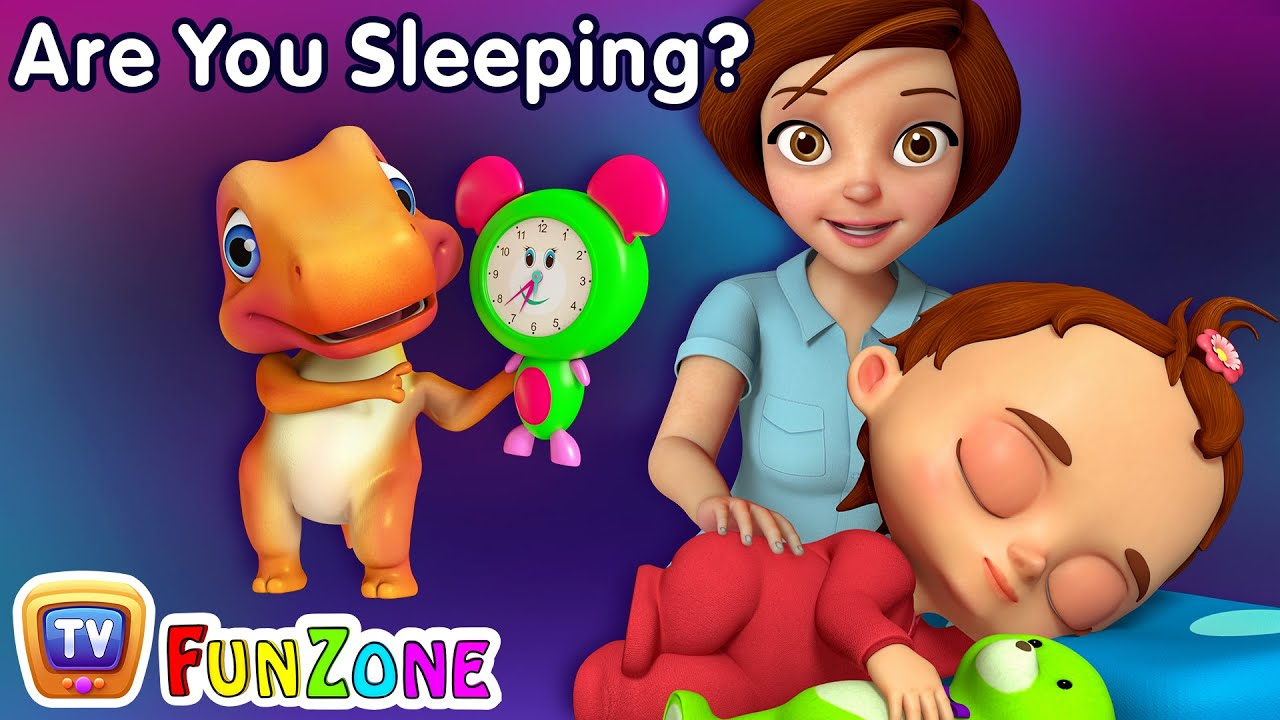 Are You Sleeping Baby?   3D Nursery Rhymes & Songs for ...
