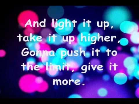 More- Usher Lyrics!