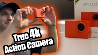 Seabird 4K Action Camera Review - Budget GoPro Alternative Under $ 100