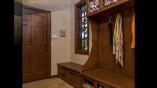 Chic Furniture Interior Of Mudroom