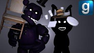 Gmod FNAF | Shadow Freddy & Shadow Bonnie