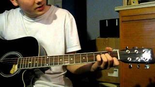 Видеоурок Noize Mc - Мои соседи на гитаре