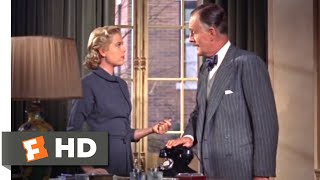 Dial M for Murder (1954) - Reenacting the Murder Scene (6/10) | Movieclips