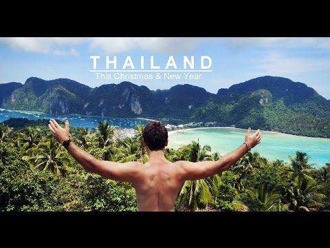 Thailand Vacation in 5 Minutes 2017