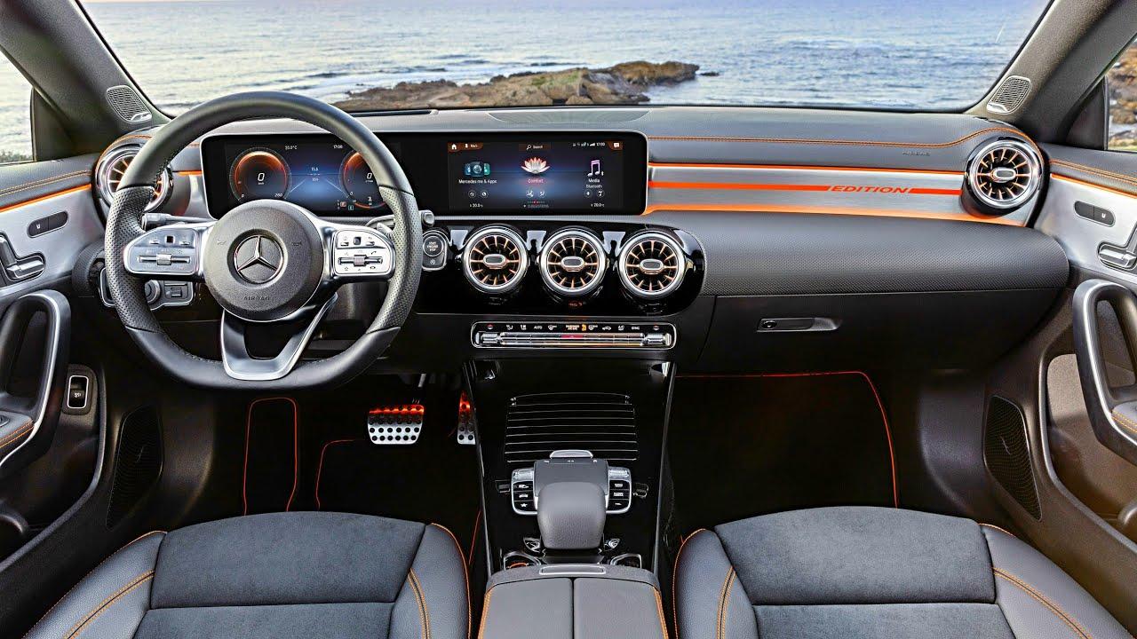2019 Mercedes Cla Interior All New Mercedes Cla 2019 Interior Ces 2019