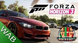 Forza Horizon 3 - Worthabuy? (Video Game Video Review)