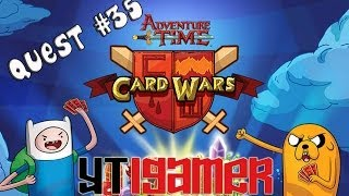 Card Wars - Adventure Time - Gameplay - Iphone / Ipad / iOS Universal - Quest 35