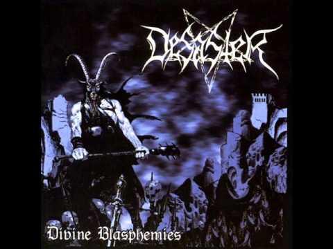 desaster divine blasphemies