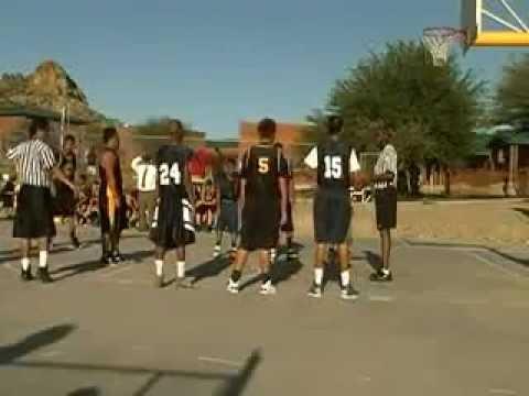 8/28/12 Maxwell Middle School Vs. Valencia M.S 4th Quarter
