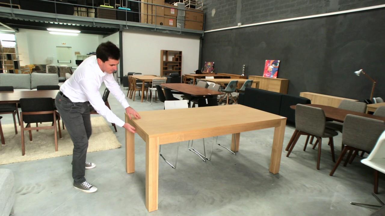 Delorm Design - Table extensible