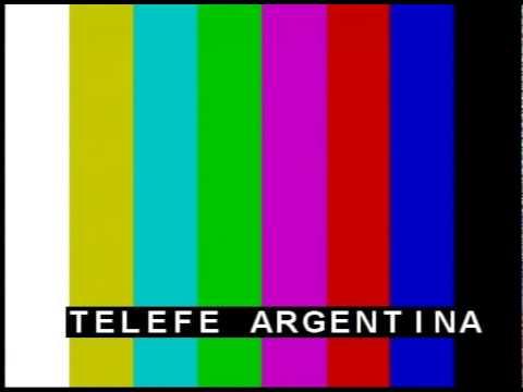 Señal De Ajuste Telefe