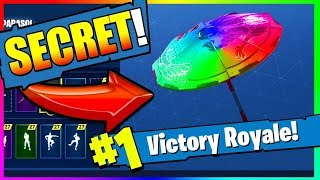 new exclusive glider rainbow glider how to! Solo fortnite tounaments shiny pin!free bucks